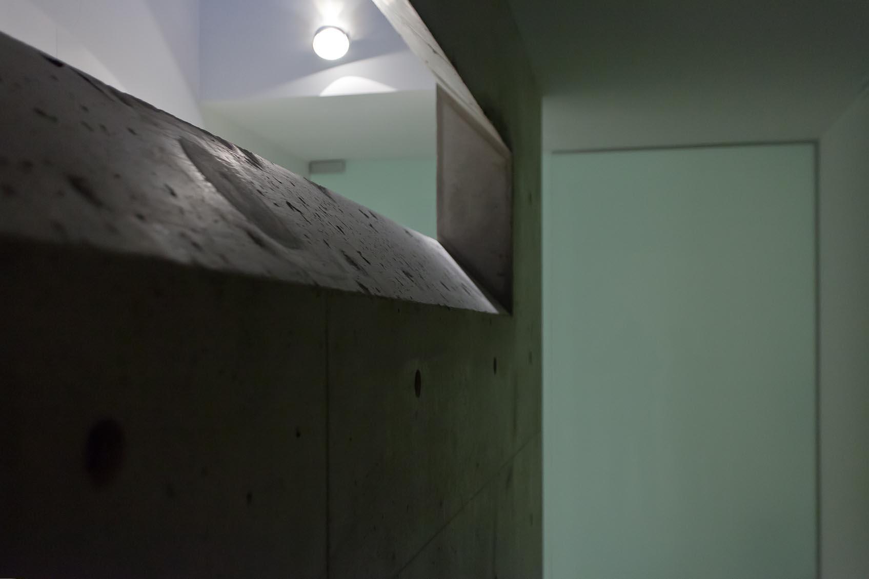 sfeer licht spot lamp beton