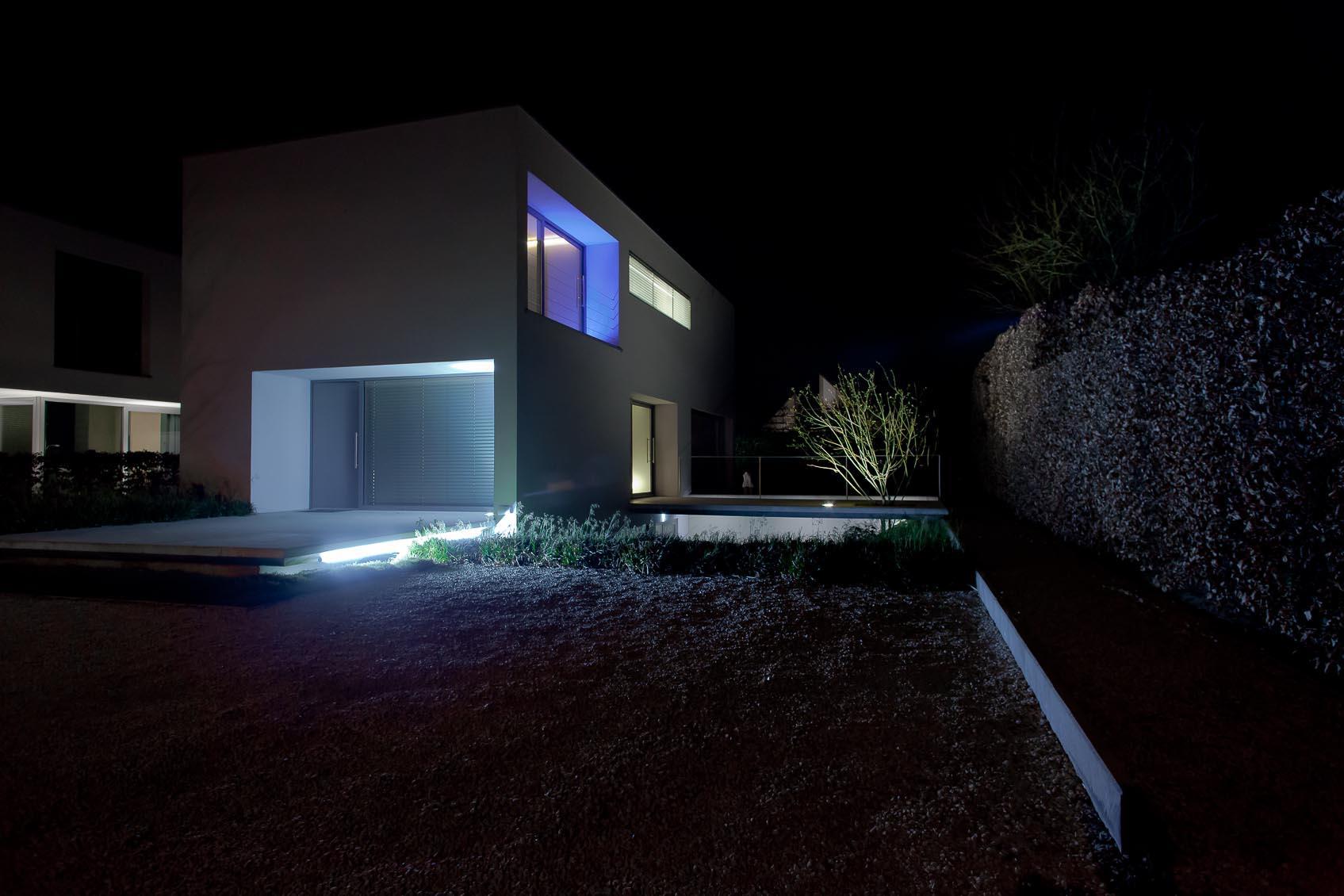lichtconcept architecturale buitenverlichting