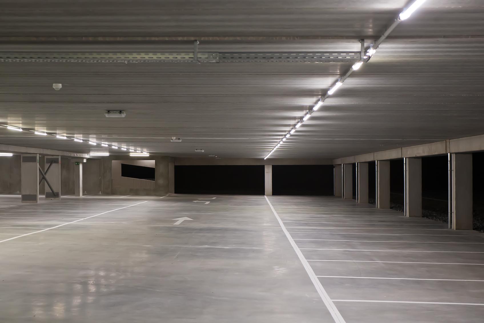 lichtlijn ledverlichting garage