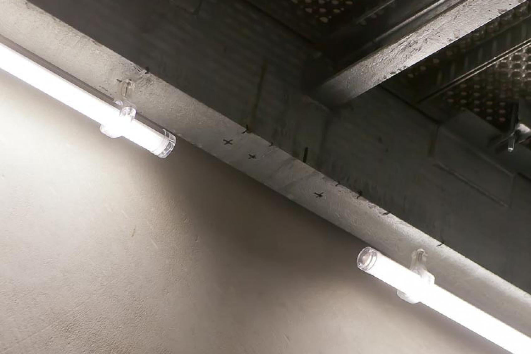 design led tube in lichtconcept