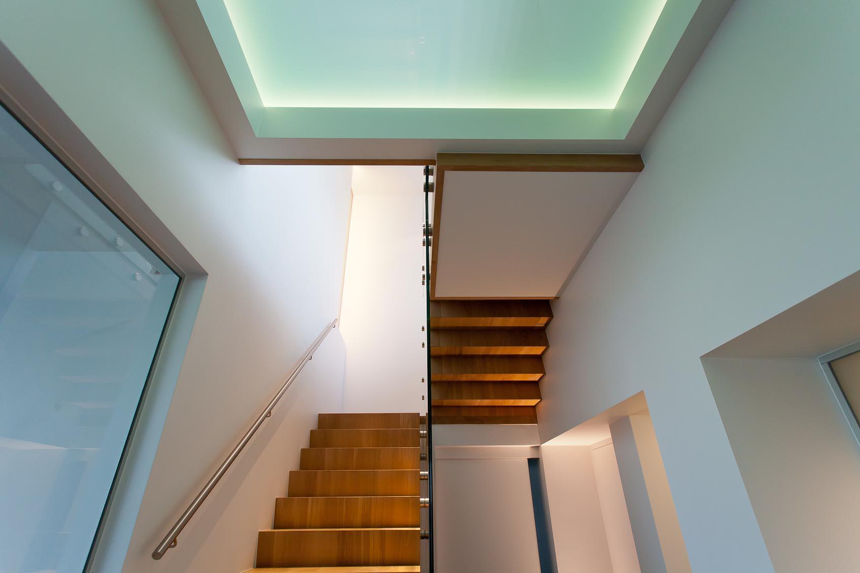 lichtconcept lichthuis in trappenhal