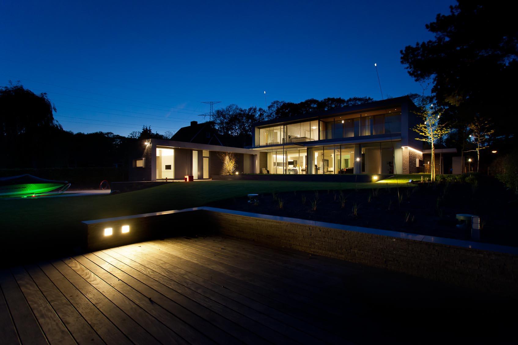 buitenverlichting lichtarchitectuur