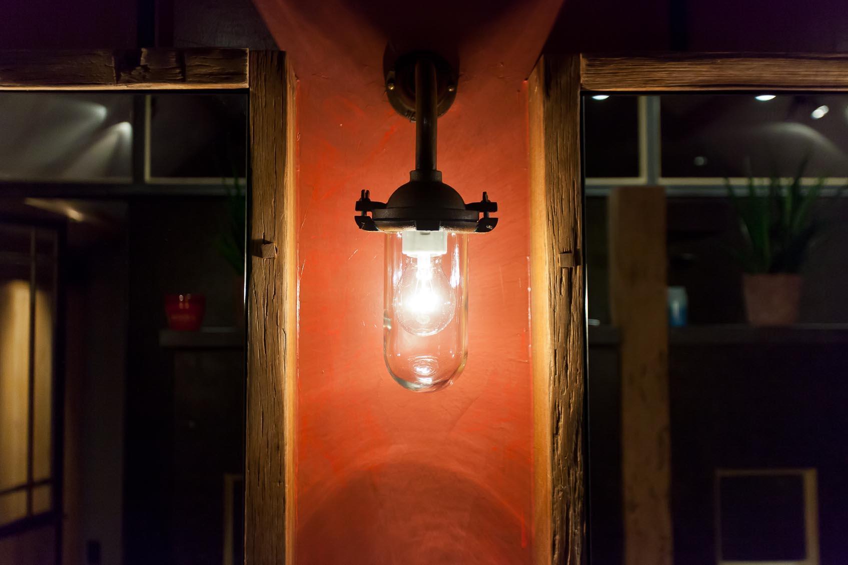 tekna butterfly wandlamp