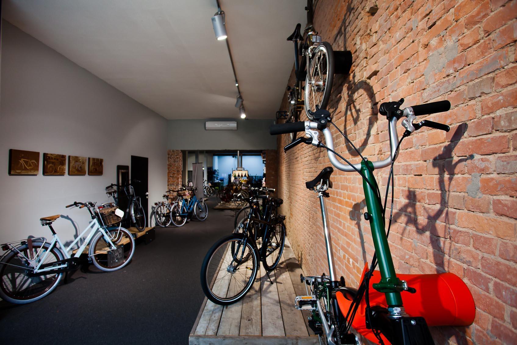 Lichtadvies voor verbouwing fietsenwinkel met 3 fase rails