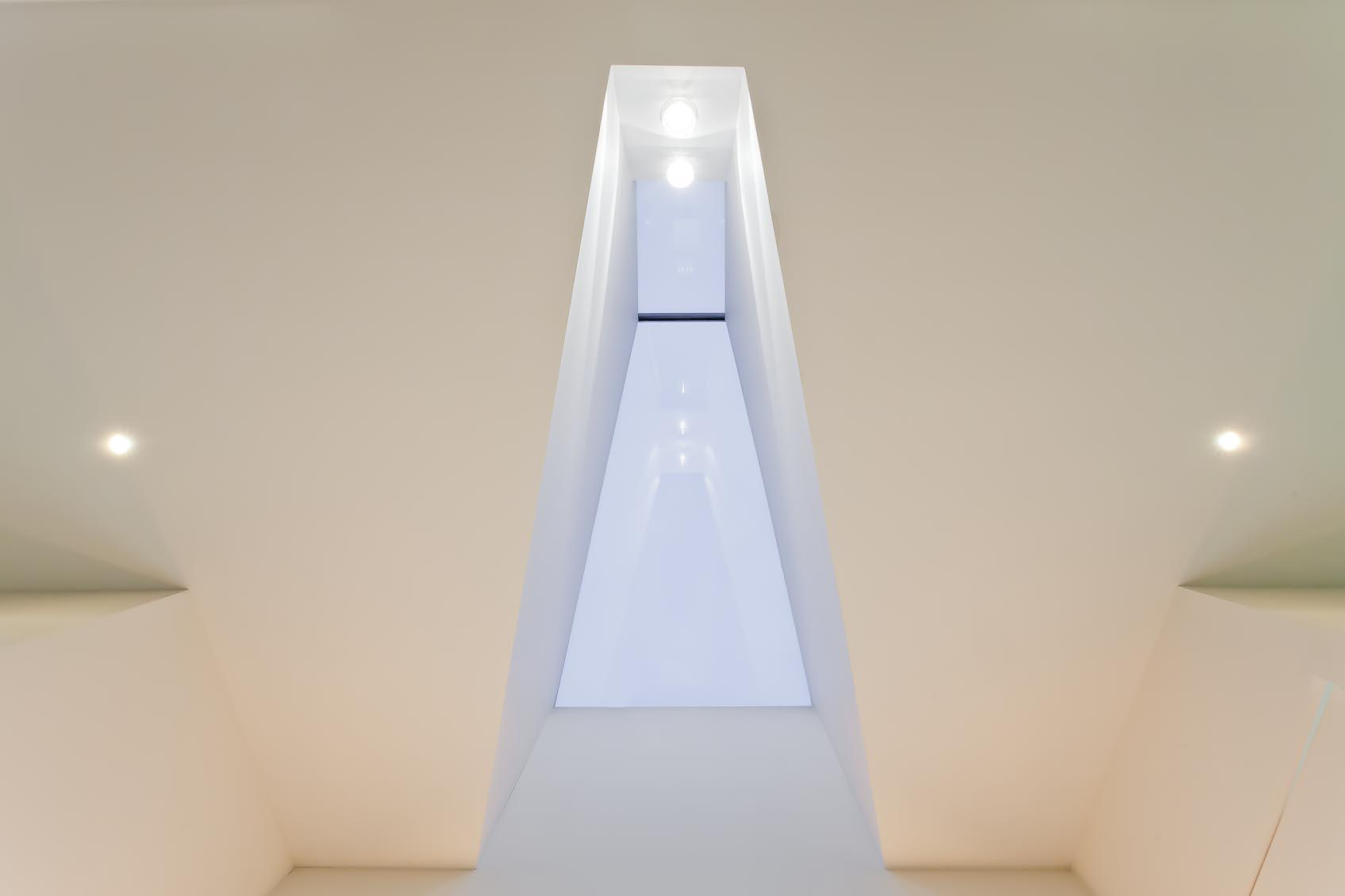 daglichtkoepel met natuurlijk licht en kunstlicht naar lichtidee Lichthuis Mol