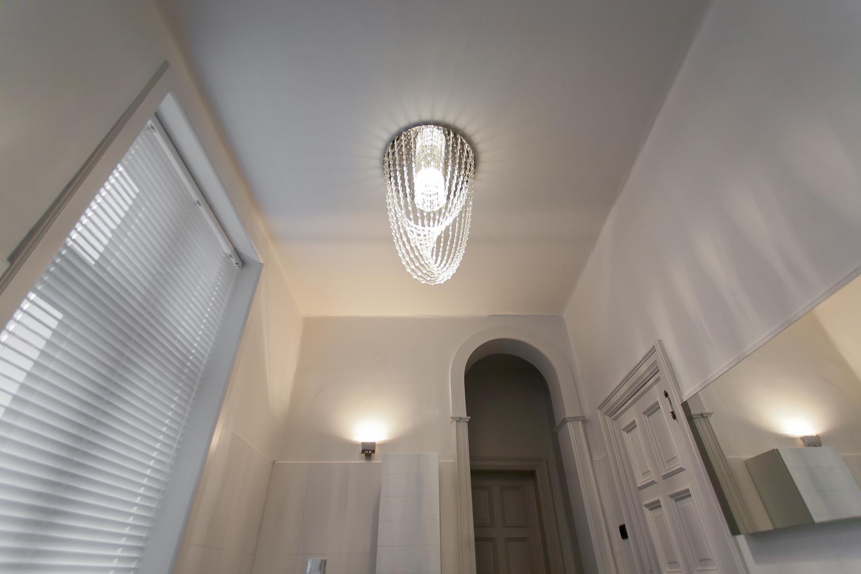 Viabizzuno stijlvol lichtarmatuur 'Gocce' werd geadviseerd in lichtconcept door Lichthuis Mol