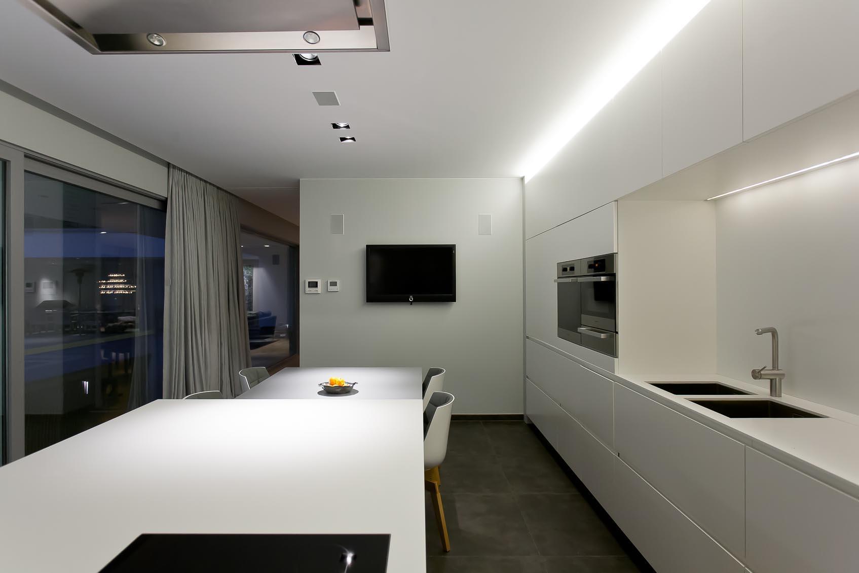 Inbouwspotjes Keuken : Keuken inbouwspots led spots keukens cf
