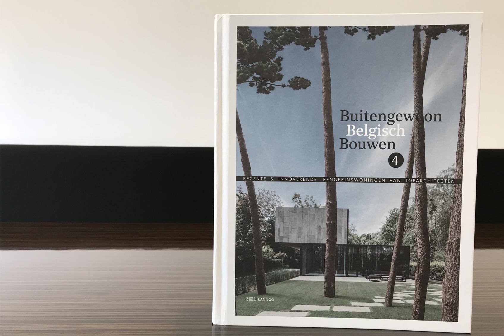 Realisaties van architectuurprojecten Lichthuis in Buitengewoon Belgisch Bouwen
