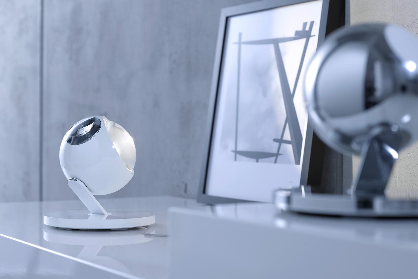 occhio io3d basso design tafellamp met ledverlichting