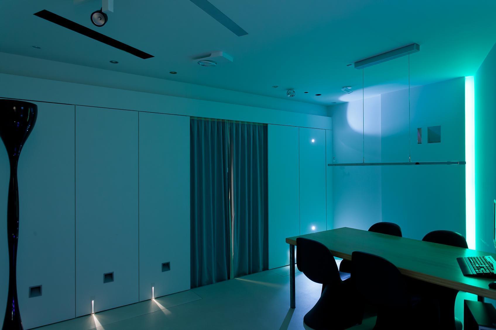 Beleef interieurverlichting in onze design lichtstudio9