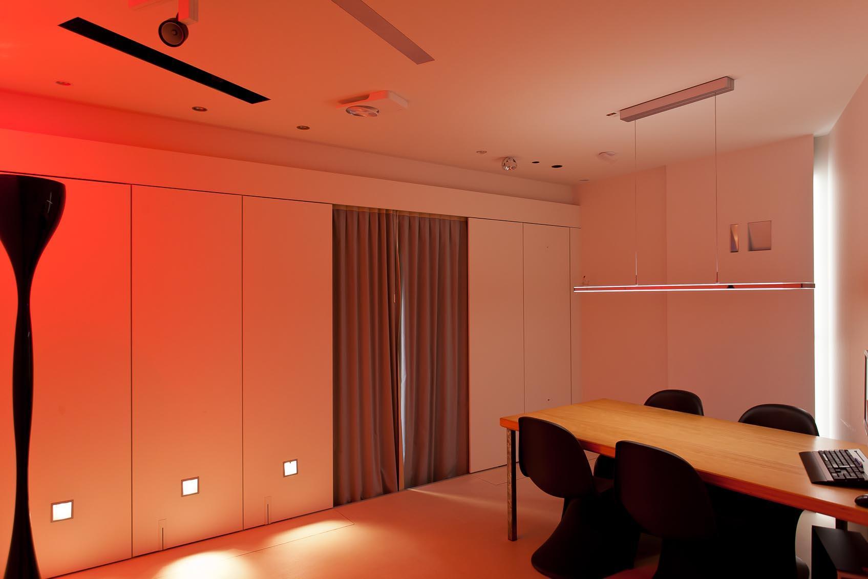 Beleef interieurverlichting in onze design lichtstudio11