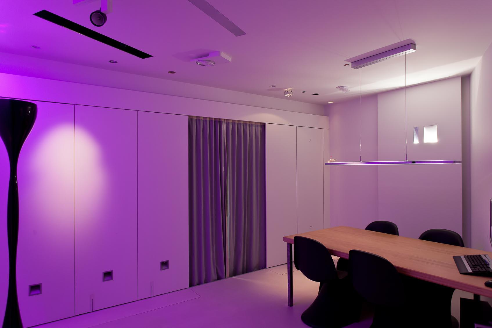 Beleef interieurverlichting in onze design lichtstudio12