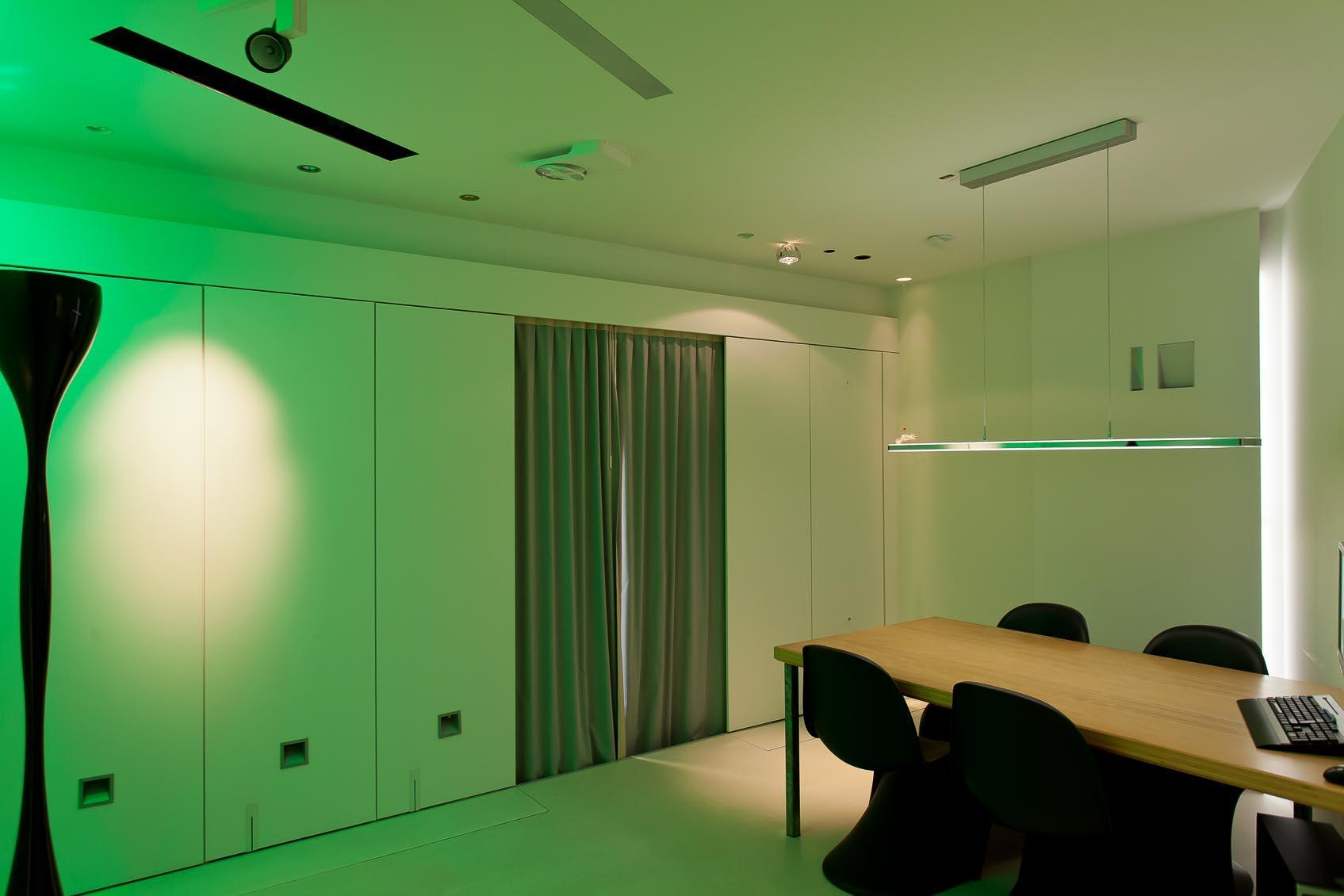 Beleef interieurverlichting in onze design lichtstudio13