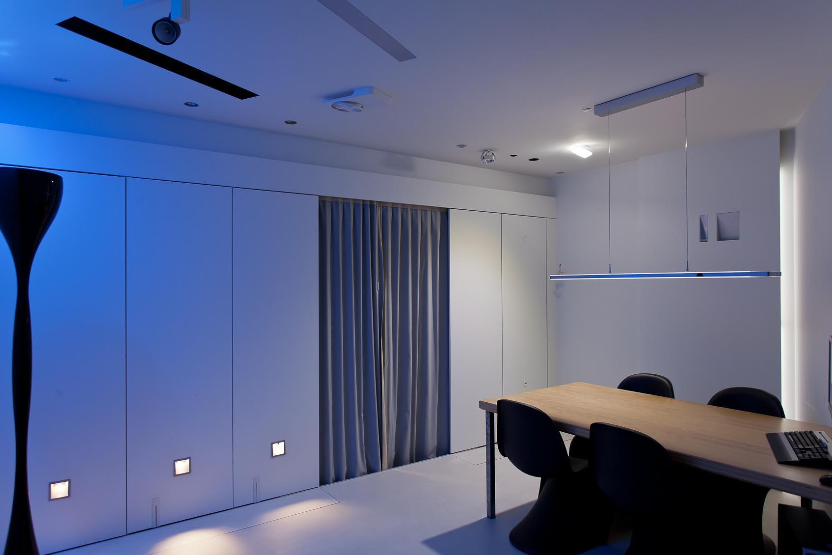 Beleef interieurverlichting in onze design lichtstudio1