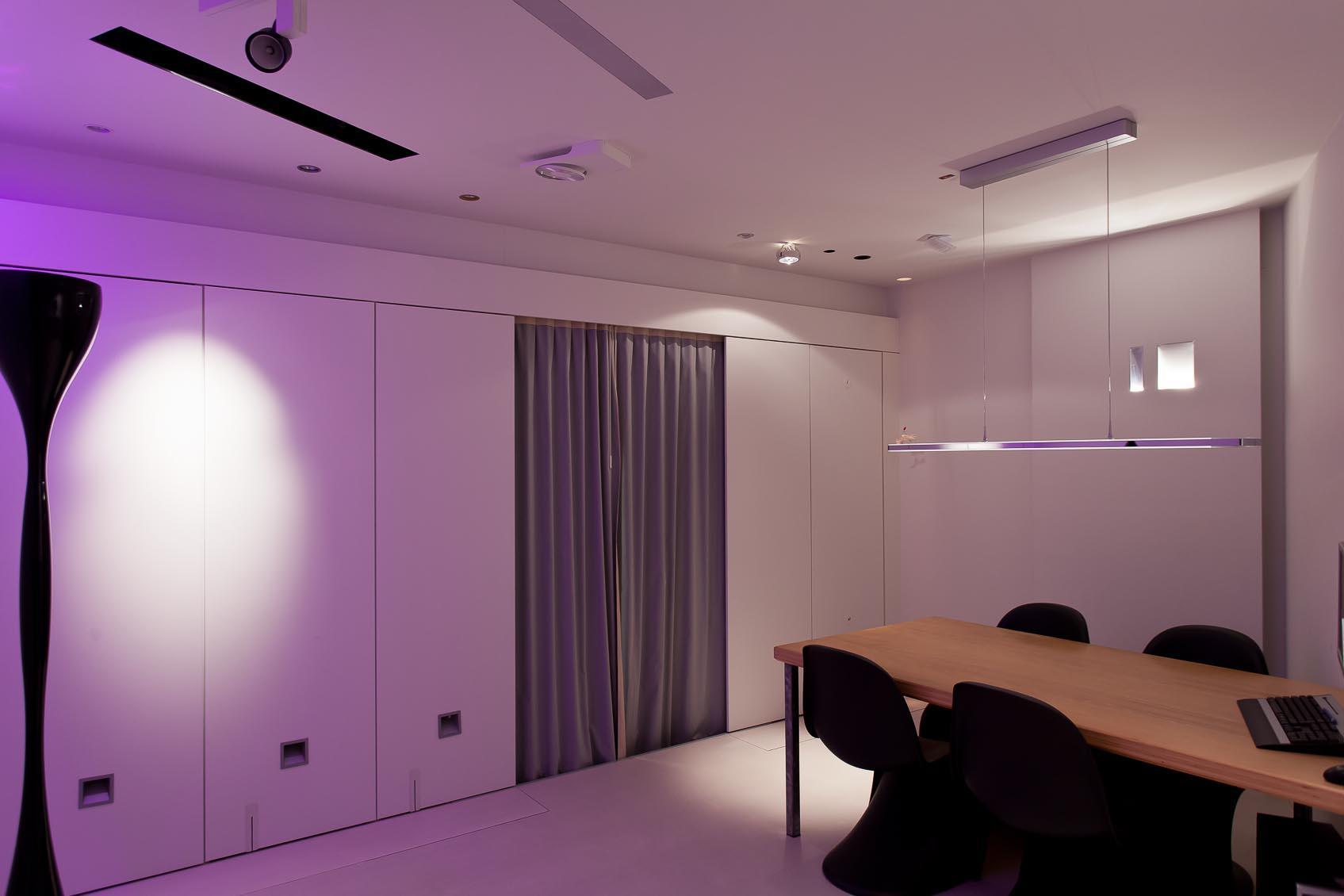Beleef interieurverlichting in onze design lichtstudio2