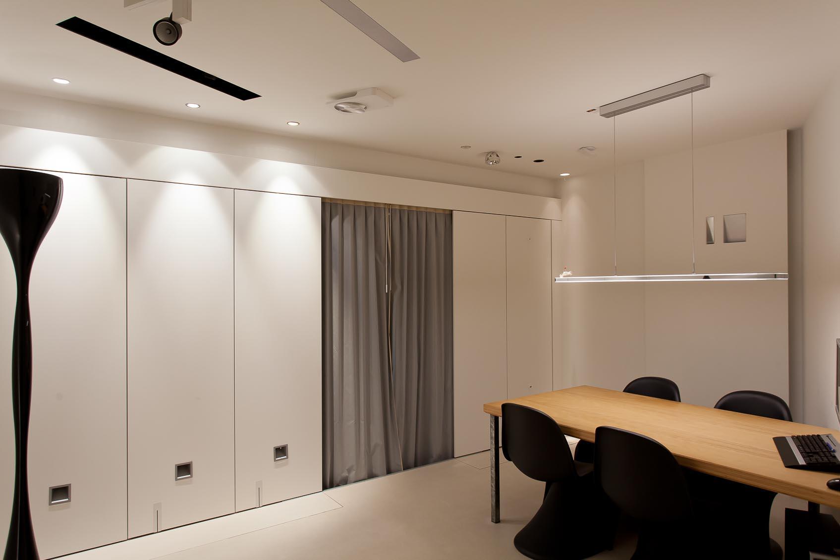 Beleef interieurverlichting in onze design lichtstudio4