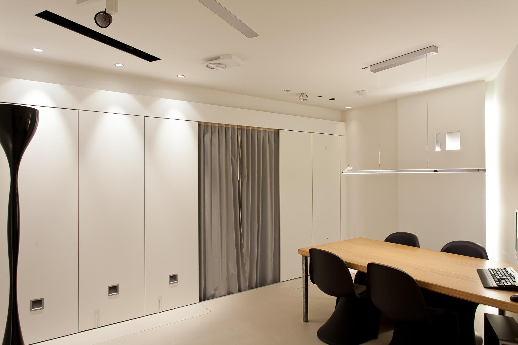 Beleef interieurverlichting in onze design lichtstudio6