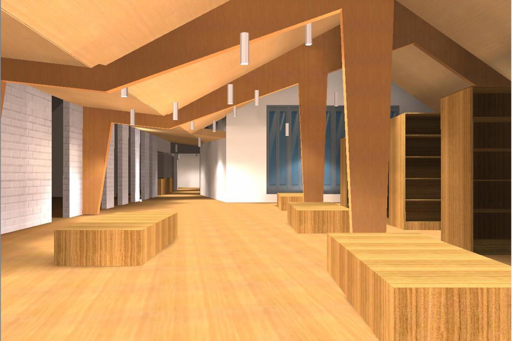 Onze lichtontwerper combineert design en licht optimaal1