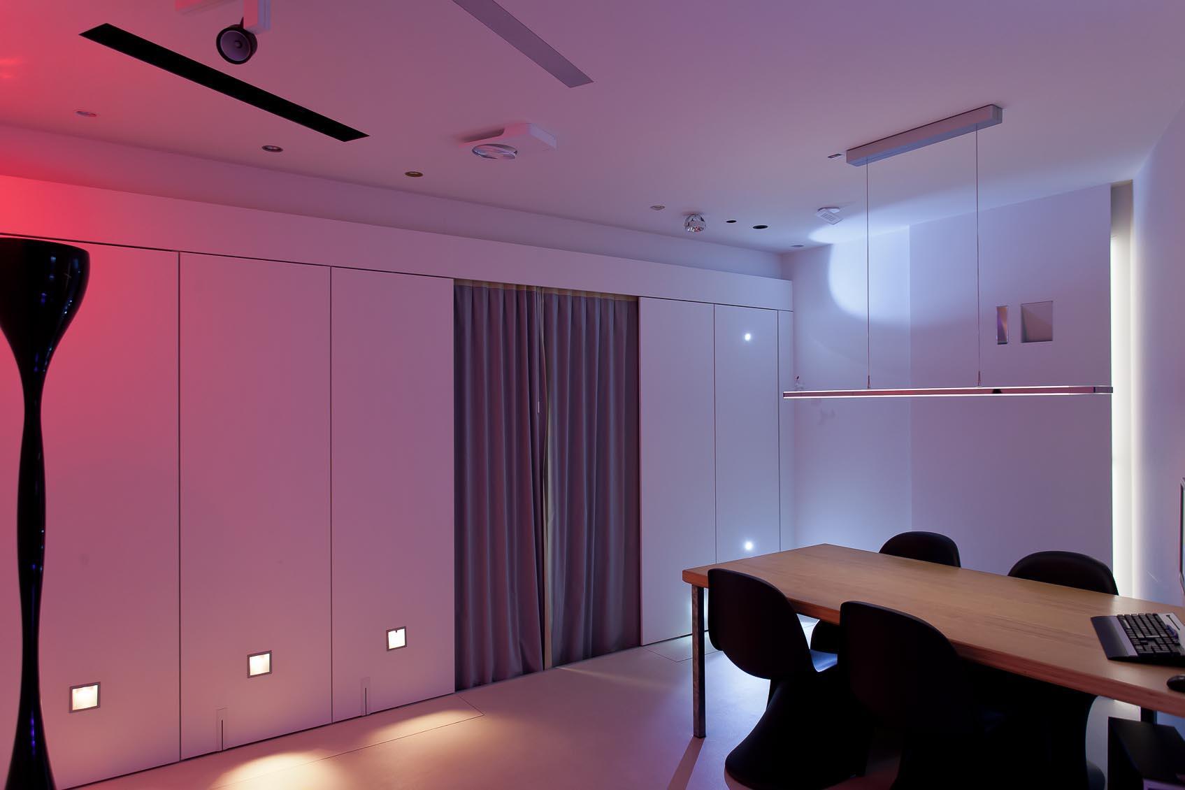 Beleef interieurverlichting in onze design lichtstudio8
