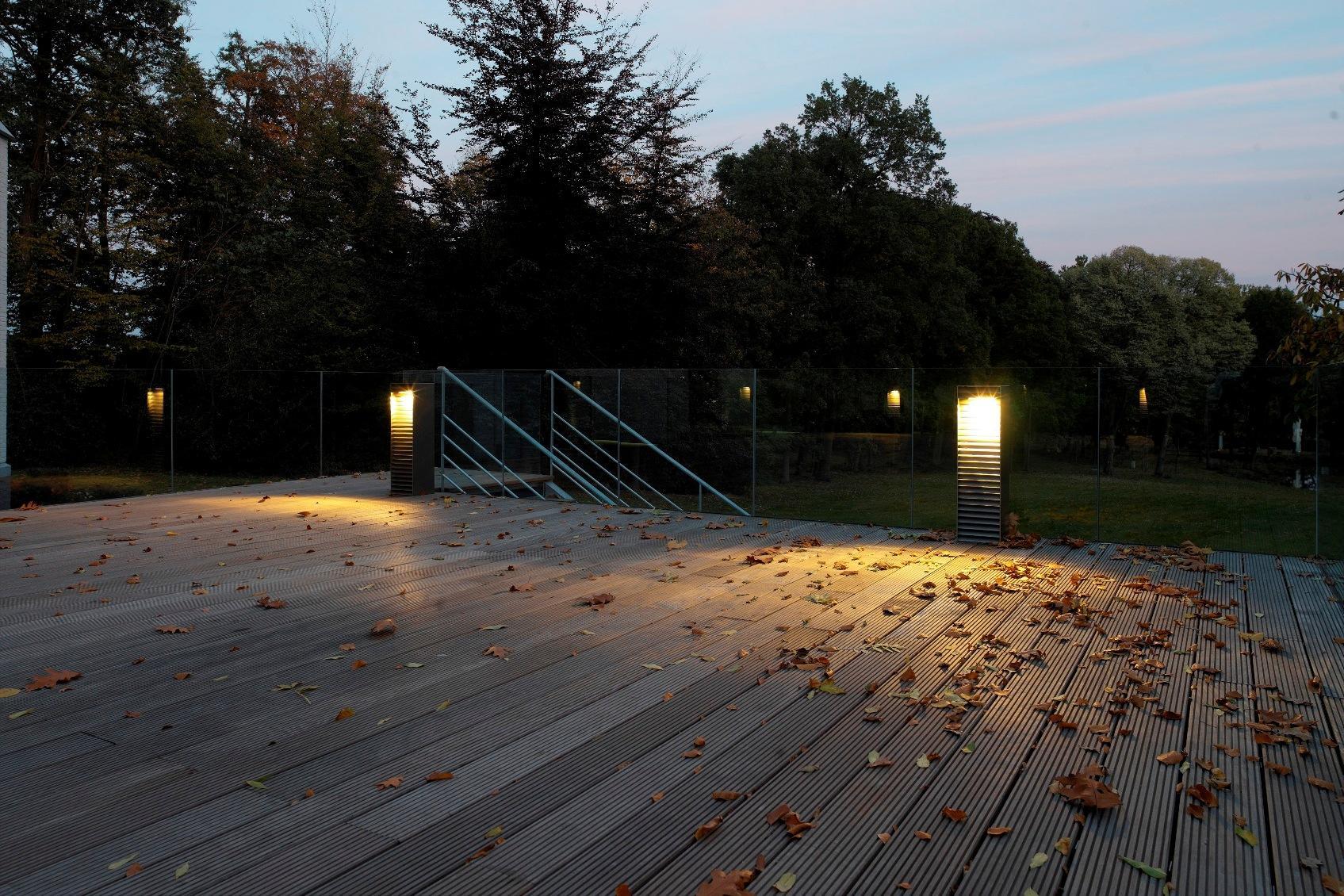 terrasverlichting indirect