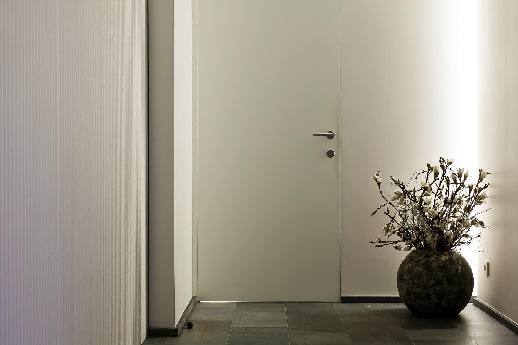 Indirecte verlichting is hier de juiste sfeer: warm, sereen en rustgevend